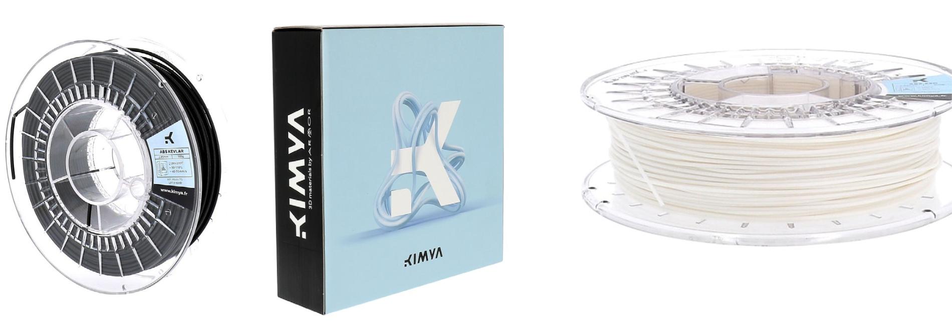 Filamente 3D Kimya