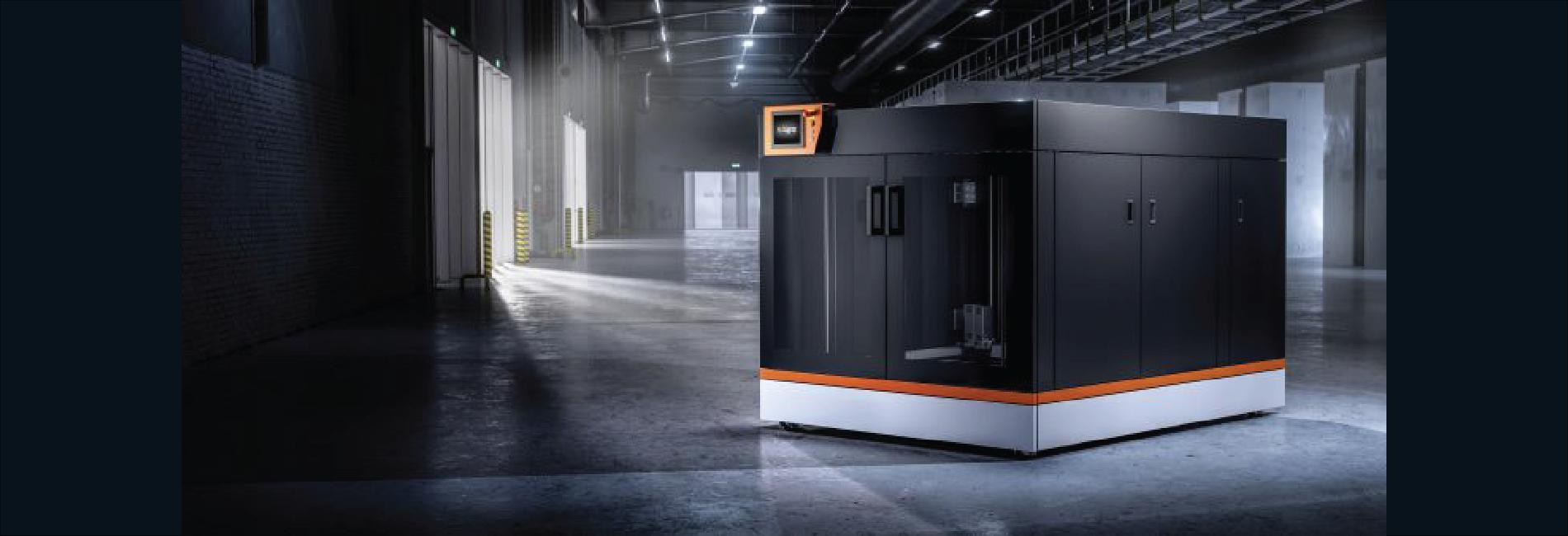 Imprimare 3D industrială - BigRep
